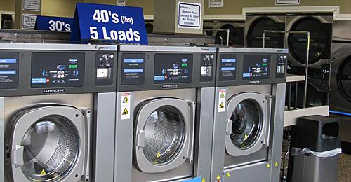Laundromat Miles City
