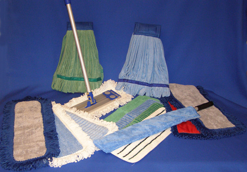 Mop cleaning service