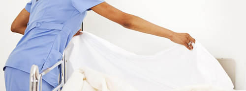 Scrubs & Linen cleaning service